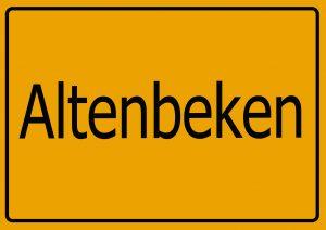 Autoverwertung Altenbeken