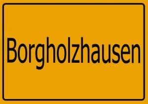 Autoverwrtung Borgholzhausen