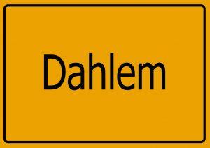 Autoverwertung Dahlem