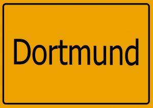 Autoverwrtung Dortmund