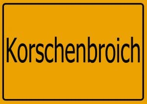 Autoverwertung Korschenbroich