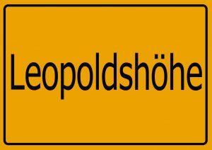 Autoverwertung Leopoldshöhe
