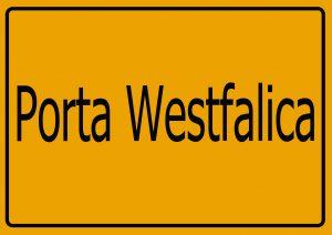 Autoverwrtung Porta Westfalica