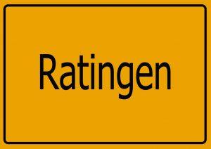 Autoverwrtung Ratingen