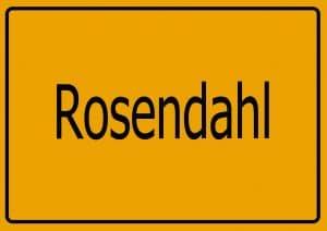 Autoverwertung Rosendahl