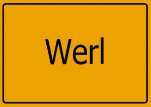 Autoverwertung Werl