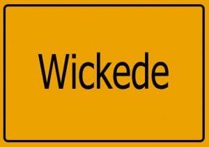 Autoverwertung Wickede